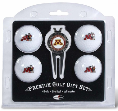 Minnesota 4 Ball and Divot Tool Set