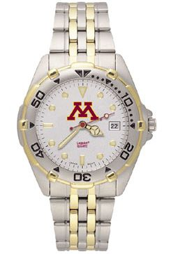 Minnesota All Star Mens (Steel Band) Watch