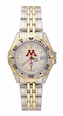 Minnesota All Star Womens (Steel Band) Watch