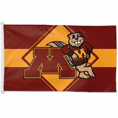 Minnesota Big 3x5 Flag