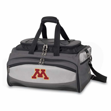 Minnesota Buccaneer Tailgating Embroidered Cooler (Black)