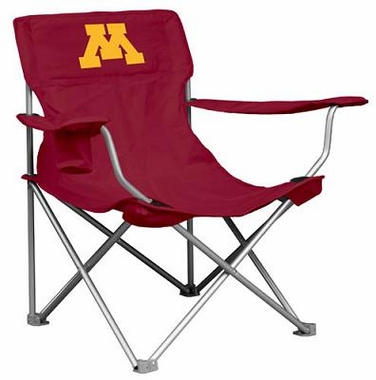 Minnesota Canvas Adult Folding Logo Chair