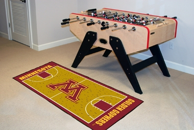 Minnesota Court Runner Rug