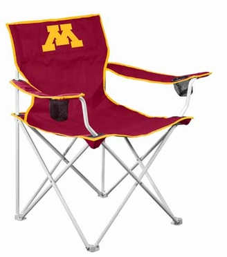 Minnesota Deluxe Adult Folding Logo Chair