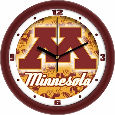 Minnesota Dimension Wall Clock