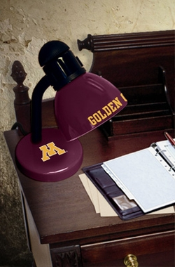 Minnesota Dorm Lamp