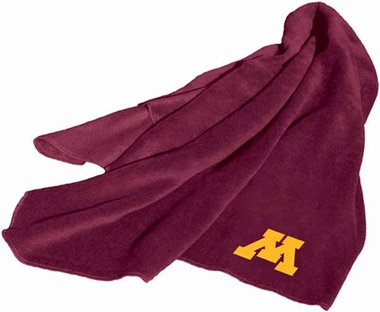 Minnesota Fleece Throw Blanket