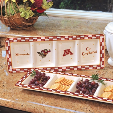 Minnesota Gameday Relish Tray