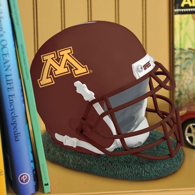 Minnesota Helmet Shaped Bank