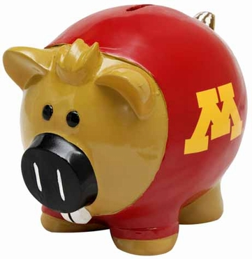 Minnesota Large Thematic Piggy Bank