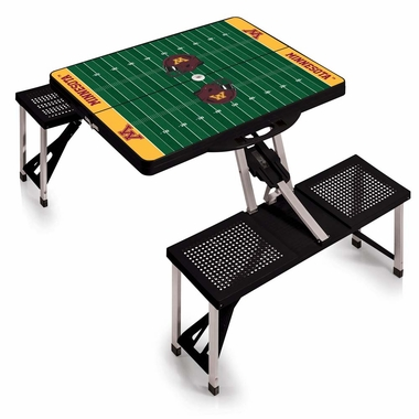 Minnesota Picnic Table Sport (Black)