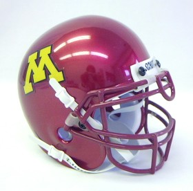 Minnesota Schutt Mini Replica Helmet