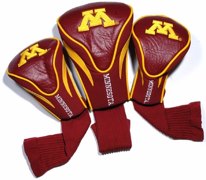Minnesota Set of Three Contour Headcovers
