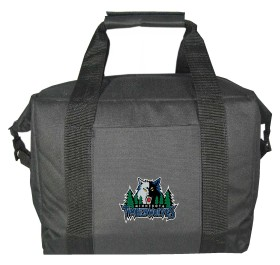 Minnesota Timberwolves 12 Pack Cooler Bag