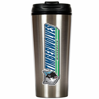 Minnesota Timberwolves 16 oz. Thermo Travel Tumbler