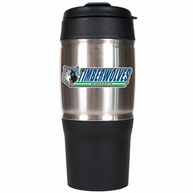 Minnesota Timberwolves 18oz Oversized Travel Tumbler