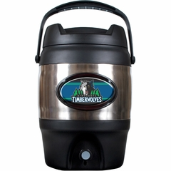 Minnesota Timberwolves 3 Gallon Stainless Steel Jug