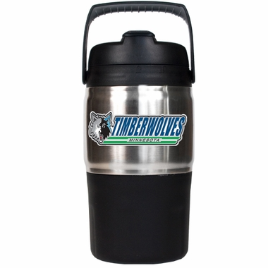 Minnesota Timberwolves 48oz Travel Jug