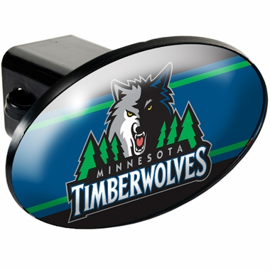 Minnesota Timberwolves Economy Trailer Hitch