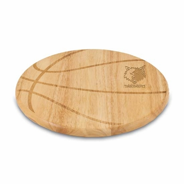 Minnesota Timberwolves Free Throw Cutting Board