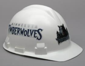 Minnesota Timberwolves Hard Hat