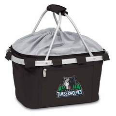Minnesota Timberwolves Metro Basket (Black)