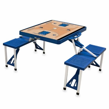 Minnesota Timberwolves Picnic Table Sport (Blue)