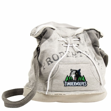 Minnesota Timberwolves Property of Hoody Duffle