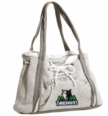 Minnesota Timberwolves Property of Hoody Purse