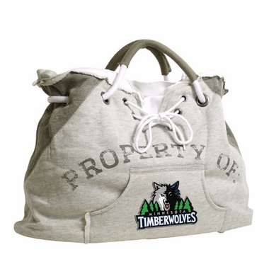 Minnesota Timberwolves Property of Hoody Tote