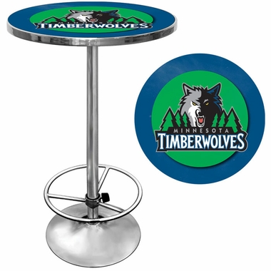 Minnesota Timberwolves Pub Table