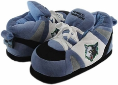 Minnesota Timberwolves UNISEX High-Top Slippers