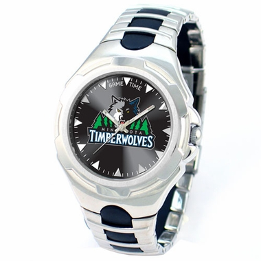 Minnesota Timberwolves Victory Mens Watch