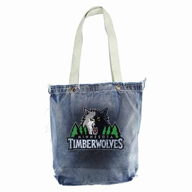Minnesota Timberwolves Vintage Shopper (Denim)