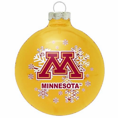 Minnesota Traditional Ornament