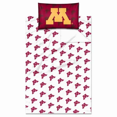 Minnesota Twin Sheet Set
