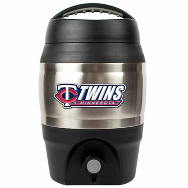Minnesota Twins 1 Gallon Tailgate Jug