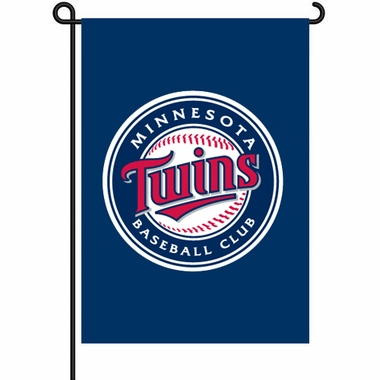 Minnesota Twins 11x15 Garden Flag