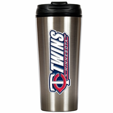 Minnesota Twins 16 oz. Thermo Travel Tumbler
