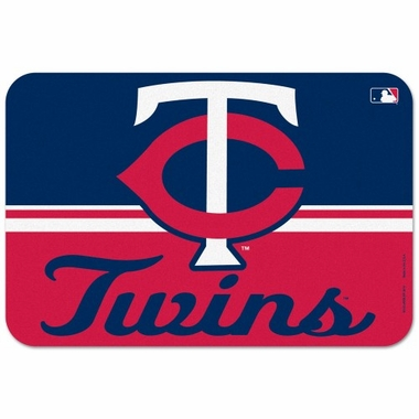 Minnesota Twins 20 x 30 Mat