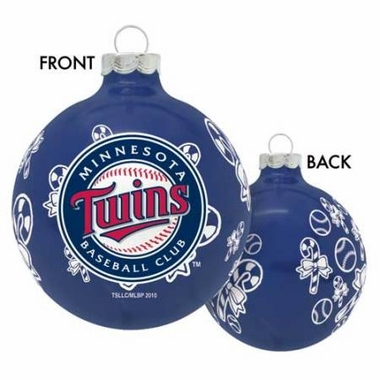 Minnesota Twins 2010 Traditional Ornament