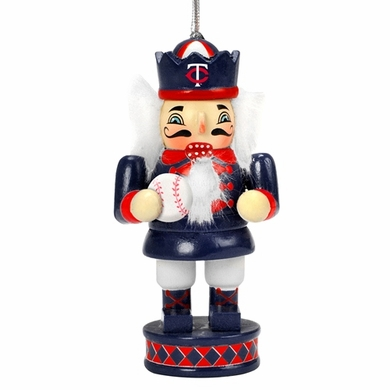 Minnesota Twins 2012 Nutcracker Ornament