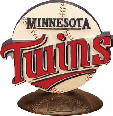 Minnesota Twins 3D Logo