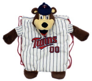 Minnesota Twins Backpack Pal