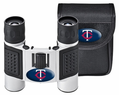 Minnesota Twins Binoculars and Case