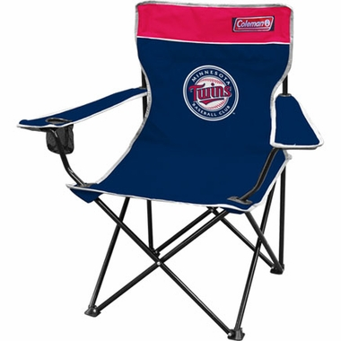 Minnesota Twins Broadband Quad Tailgate Chair