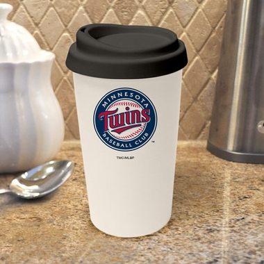 Minnesota Twins Ceramic Travel Cup