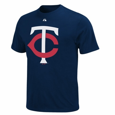 Minnesota Twins Cooperstown Logo T-Shirt