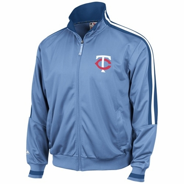 Minnesota Twins Cooperstown Therma Base Track Jacket