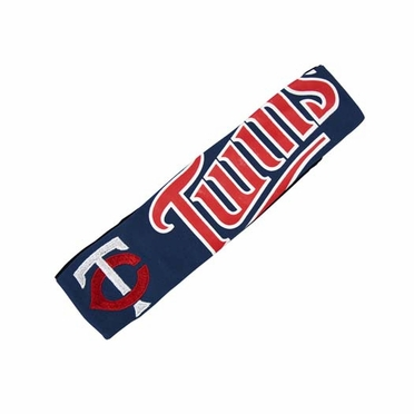 Minnesota Twins FanBand Hair Band